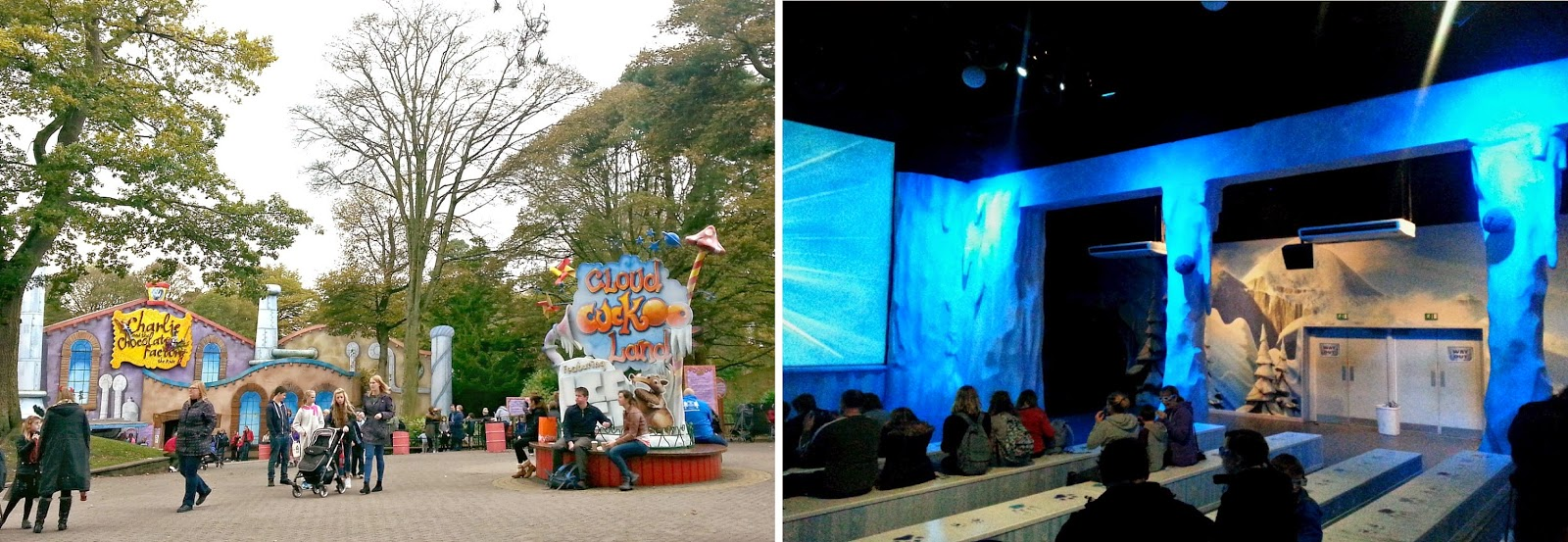 Alton Towers Scarefest, Halloween, CBeebies Land