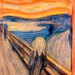 El grito - E. Munch - PIntura