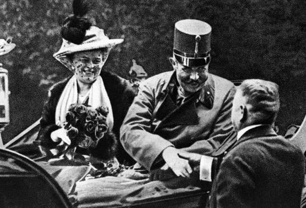 Ultimate Collection Of Rare Historical Photos. A Big Piece Of History (200 Pictures) - Archduke Franz Ferdinand