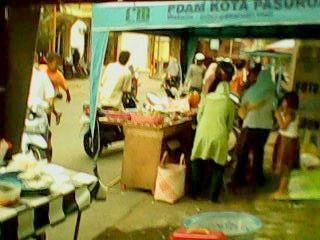 Pasar Ramadhan Kota Pasuruan