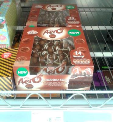 Grocery Gems New Celebration Cakes At Asda Including A
