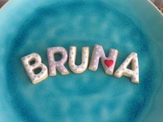 galletas decoradas con el nombre