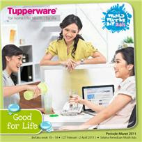 Tupperware life style