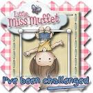 Top 3 Little Miss Muffet challenge nº 168