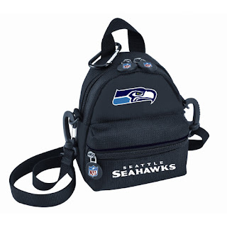 Seattle Seahawks NFL Mini Me Backpack