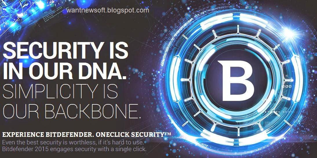 BitDefender Internet Security 2015 image