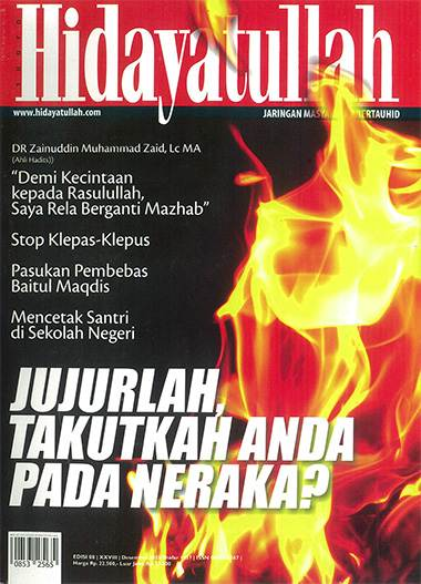 Hidayatullah Edisi Desember 2015