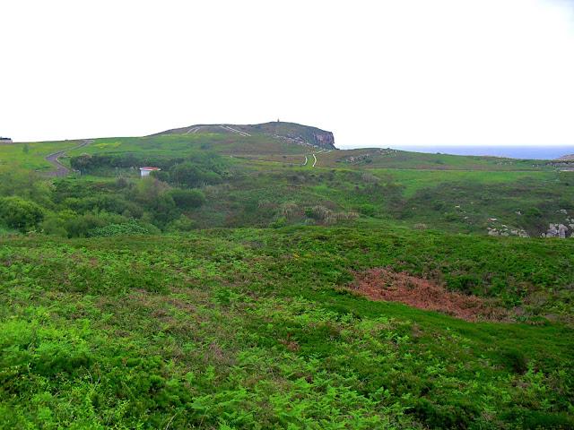 Punta del Dichoso en Suances