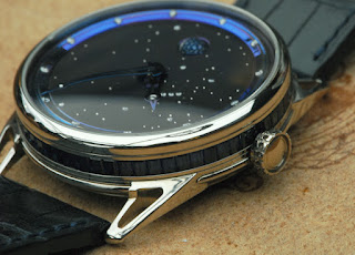 Botier or blanc De Bethune DB25s