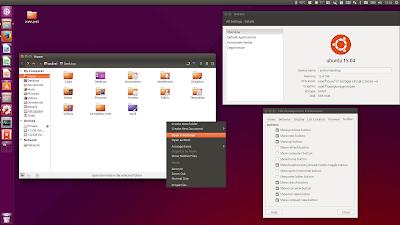 Nemo Ubuntu Vivid