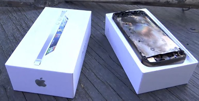 What Happens When You Microwave an iPhone 5