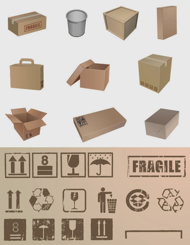 35 plantillas para tus packagings