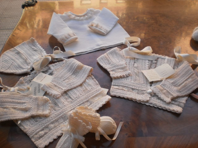 Conjuntos hecho a mano