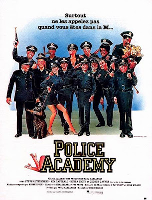 Police Academy 1 streaming vf