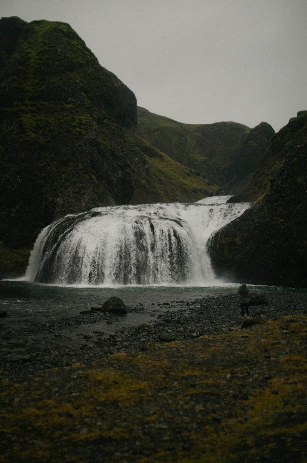 Stjornafoss, Kirkjubæjarklaustur, Iceland, South