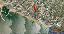 Apartamento na quarteira - a 100 metros da praia - Alugo
