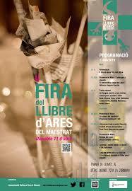 http://firallibreares.blogspot.com/2015/01/cartell-ii-fira-del-llibre-dares.html