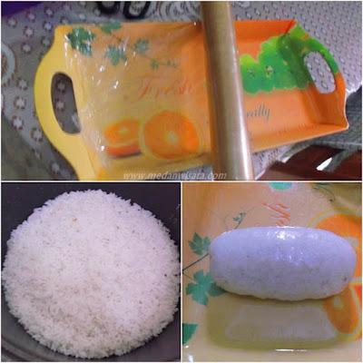 Membuat nasi Anti Basi untuk Mendaki Gunung