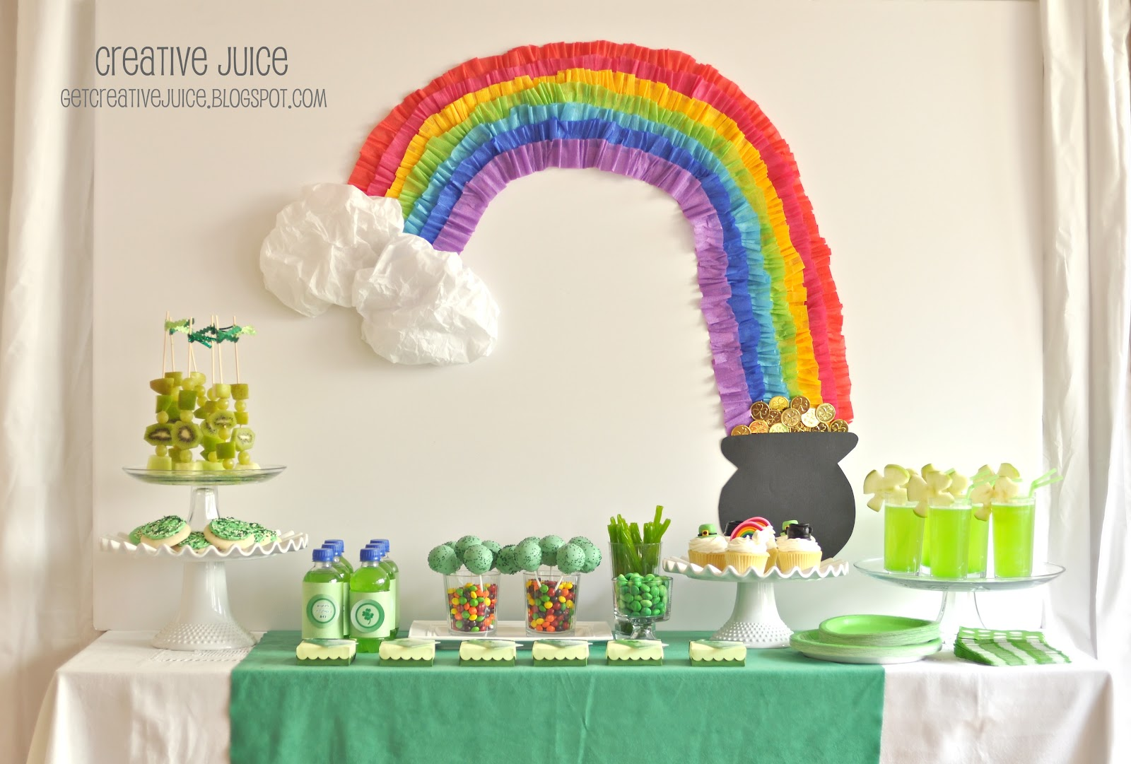 st patricks day party - St Patricks Day Decorations