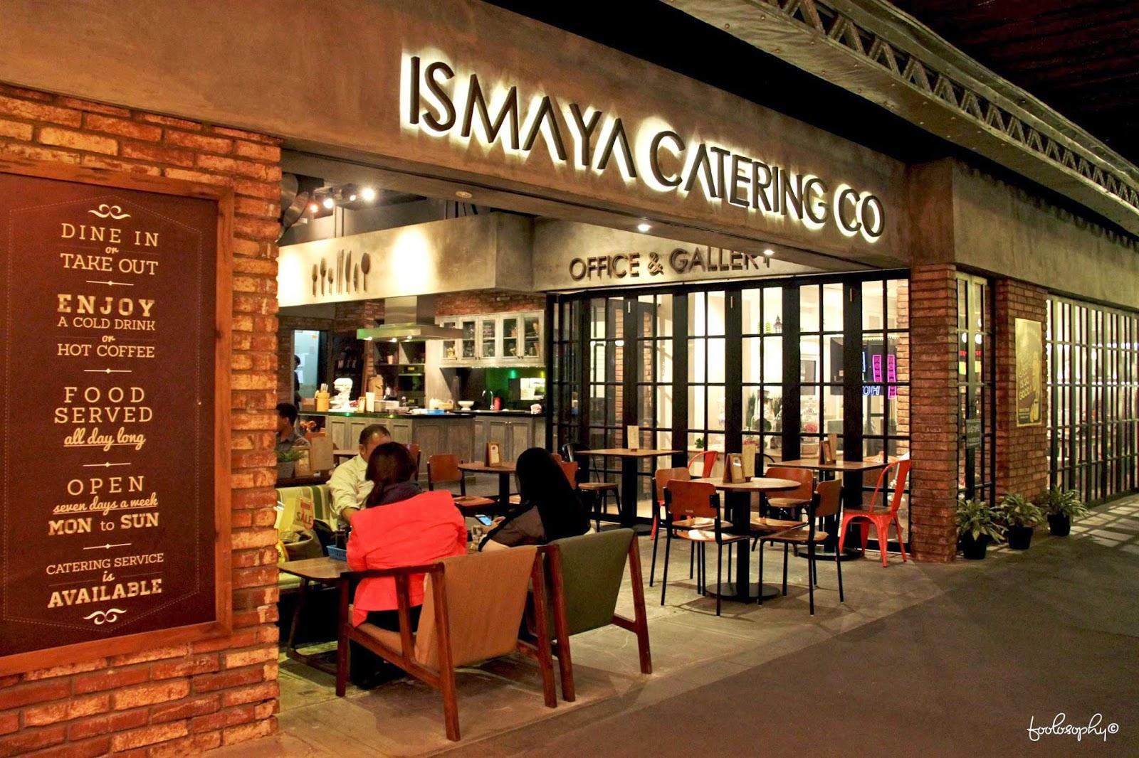 Ismaya Cafe Grand Indonesia