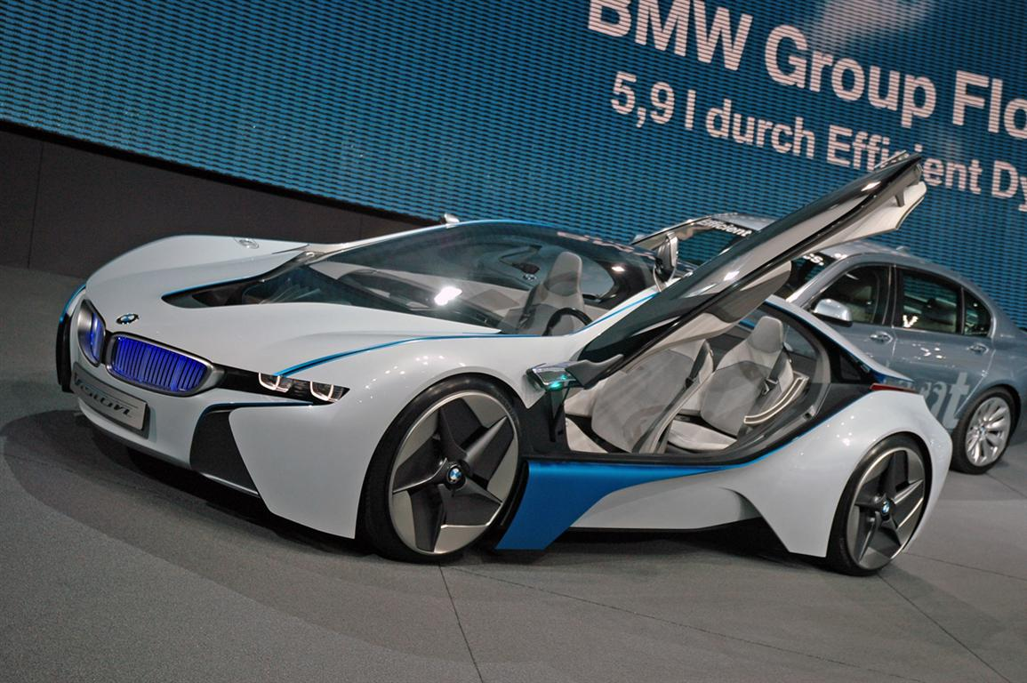 Bmw I8 Concept Car Car Wallpaper