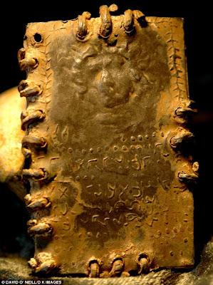 O possível retrato esculpido mais antigo de Jesus