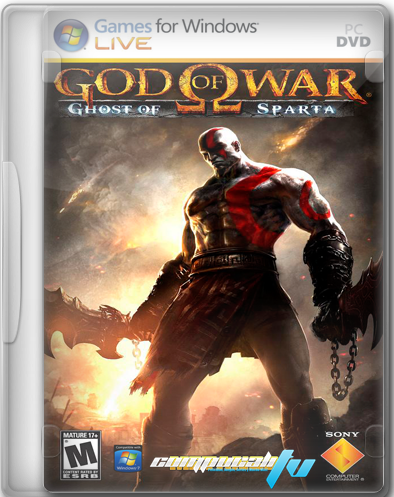 God of War Ghost of Sparta PC Español Repack