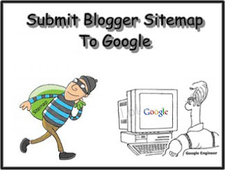 How To Add A Google Sitemap To Your Blogger Blog