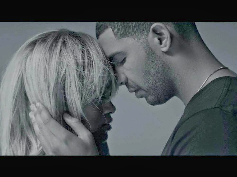 Drake raps about Rihanna Love Affair