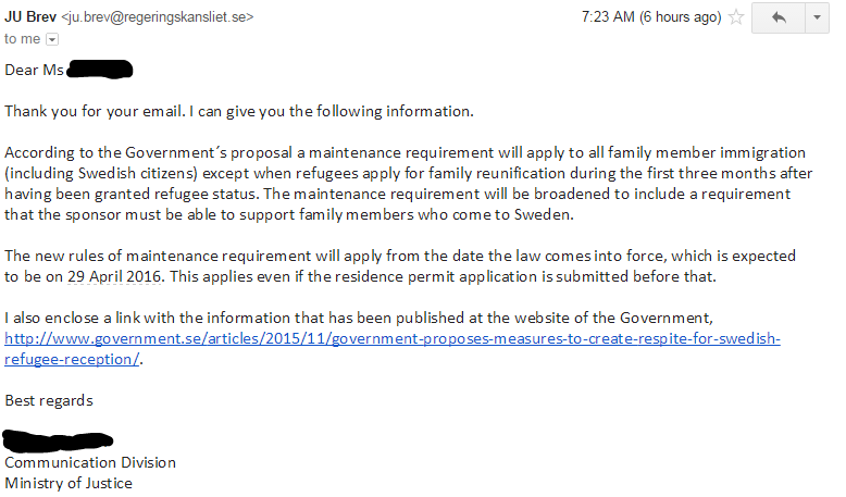 sample appeal letter for permanent residence in singapore