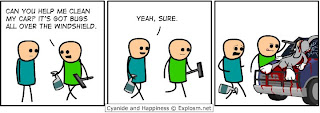 best cyanide and happiness bugs