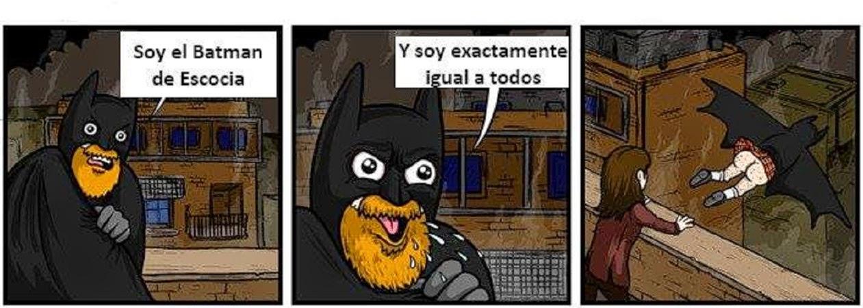 Y es el mejor Batman