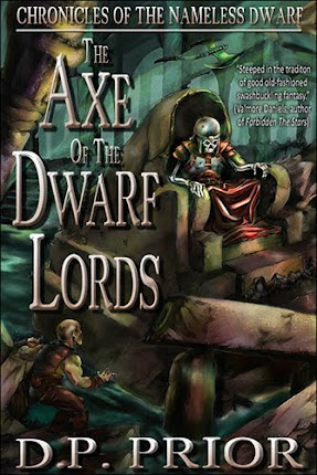 The Axe of the Dwarf Lords