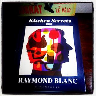 Raymond Blanc Kitchen Secret, one of my favourite book