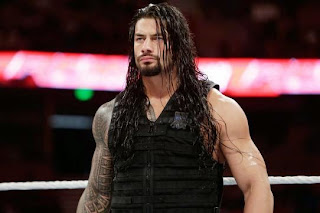 WWE superstar Roman Reigns wrestler images