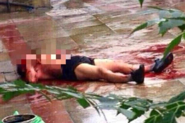 4 GAMBAR Sanggup Membunuh Demi Semangkuk Bihun Berharga RM2 60