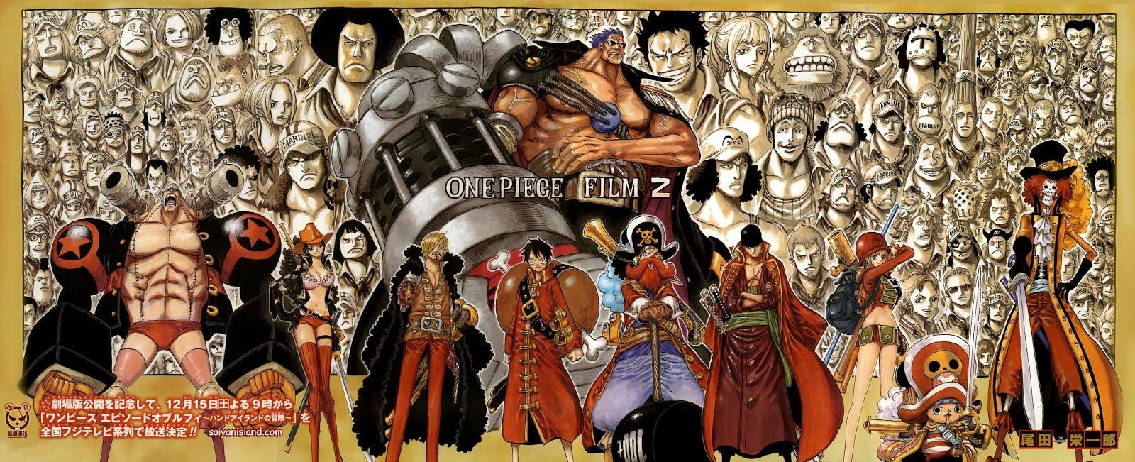 فلم ون بيس زيتو One Piece Z film مترجم عربي نسخة كاملة على مركز الخليج