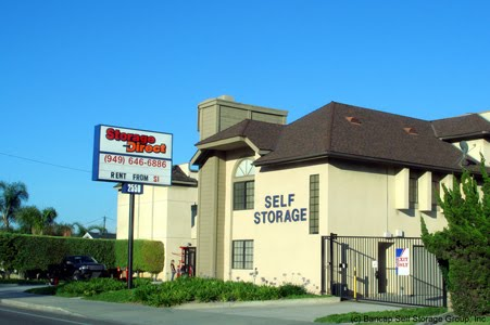 Bancap Self Storage Group Begins Marketing Of Lender Owned Self Storage  Property In Orange County