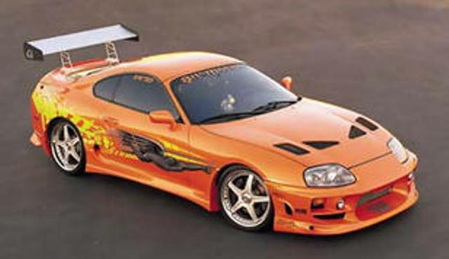 Toyota Supra Fast And Furious Cars Wallpaper