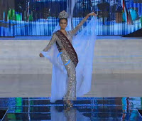 Janine Tugonon National Costume in Miss Universe 2012