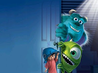 Monsters Inc, Imagenes, Dibujos, parte 3