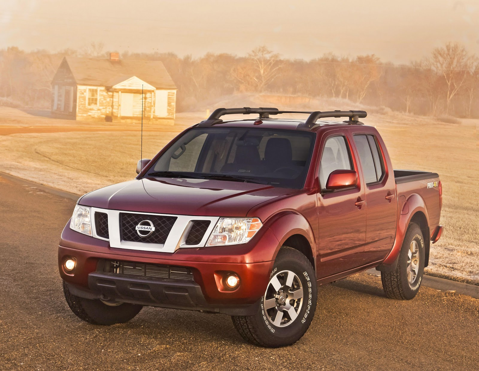 Rack it Truck Racks AT A GLANCE 2013 NISSAN FRONTIER