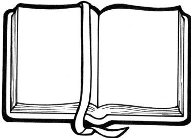 El Rincn de las Melli Tarjeta Biblia abierta