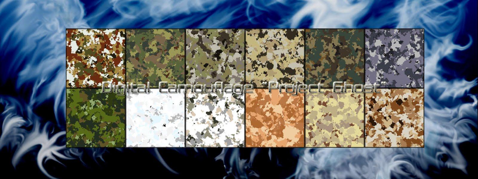 KR Camouflage