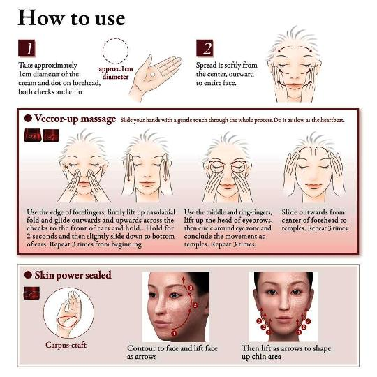 sk-ii how to use guide