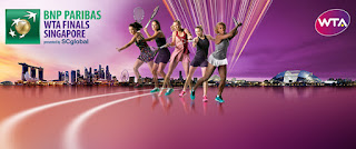 Masters WTA Finale Singapour 2015