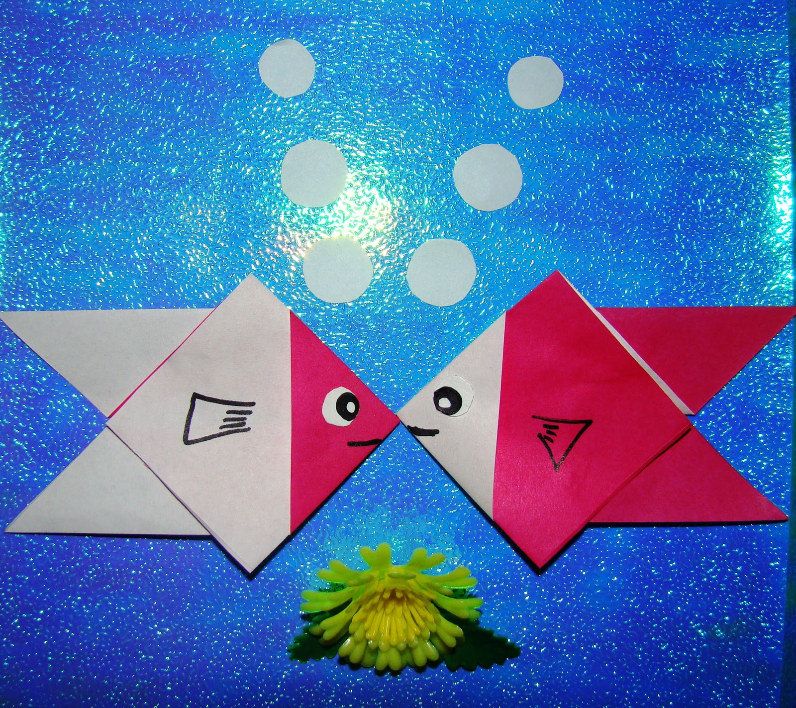 Origami Maniacs: Easy Origami Fish for Little Kids - photo#45