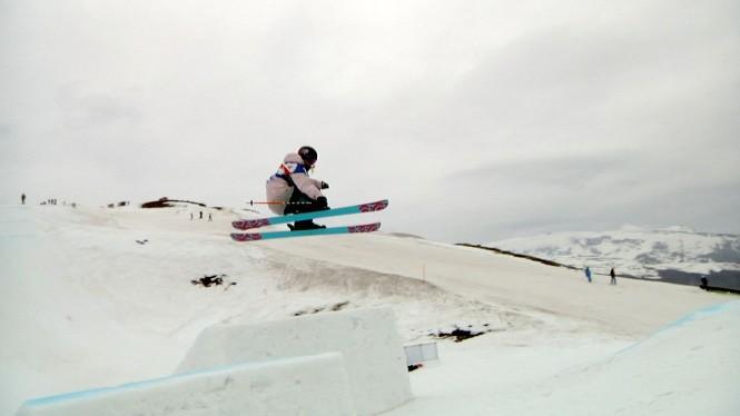Op Snowfest dag vier ging het los op de Slope Style.