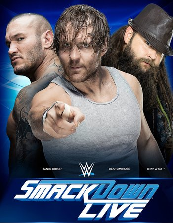 WWE Smackdown Live 25th December 2018 HDTV 480p 300MB