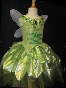Tinkerbell Fairy Dress from Etsy Seller Spookykittencouture